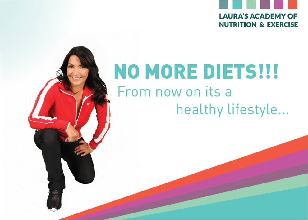 No more diets logo